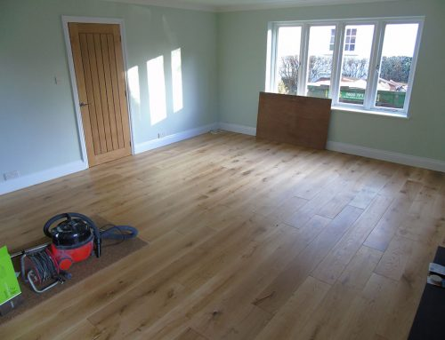 Wood Laminate Flooring, Hampshire