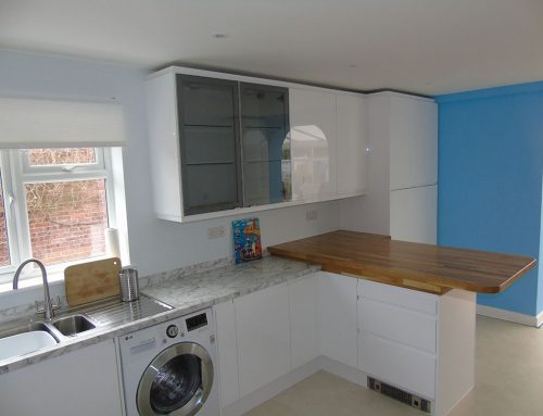 Hayling Island Kitchen Fit, Hampshire