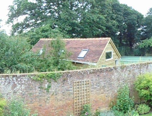 Wickham Timber Art Studio, Hampshire