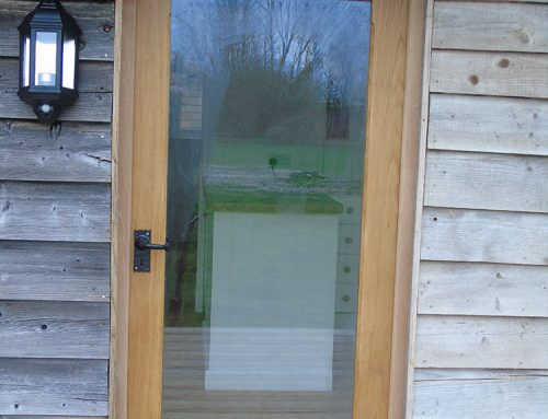 Timber Extension, Oak Door, Hampshire