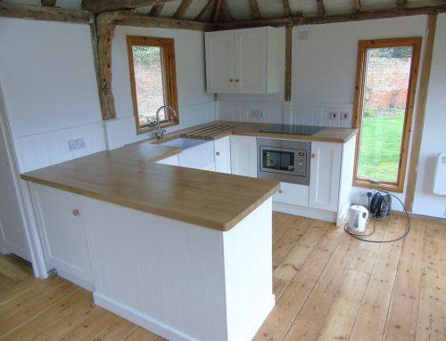 Handmade Kitchen, Hampshire