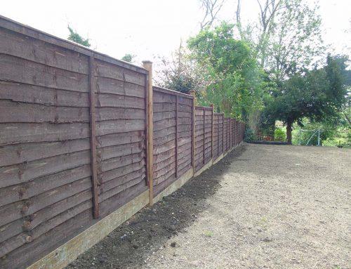 Fences and Gates, Hampshire